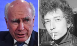 John Howard v Bob Dylan and other times music and politics