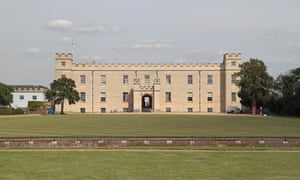 Syon House in west London. One of the ancestral homes of the percy dynasty.