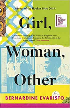 GIRL WOMAN OTHER by Bernadine Evaristo