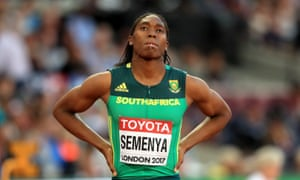 Caster Semenya ruling 'tramples on dignity' of athletes