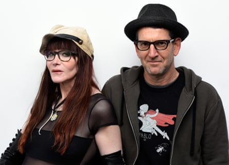 Laura Albert and Jeff Feuerzeig