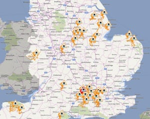 Environment Agency flood alerts at 12pm on Tuesday 11 June