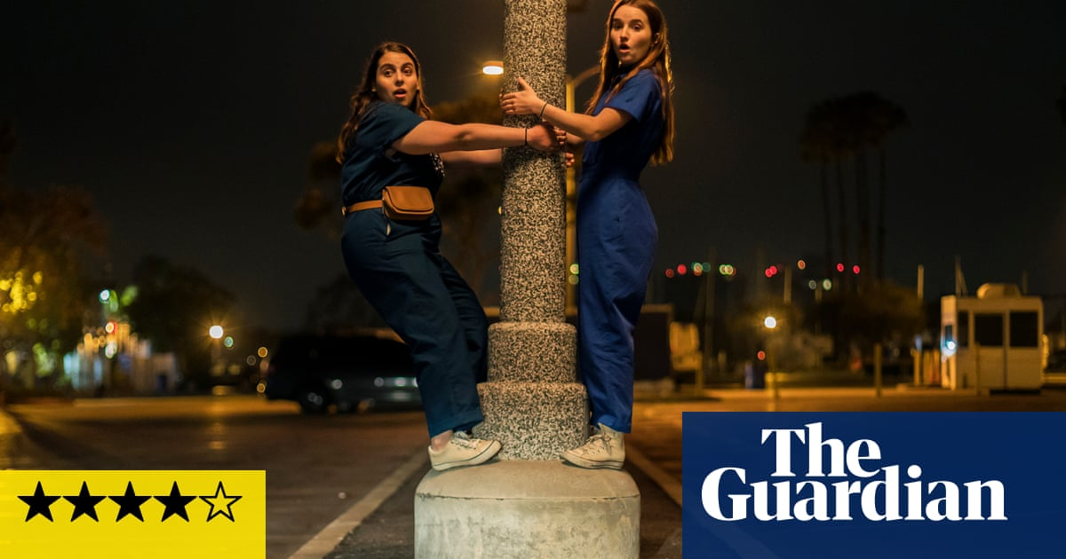 Booksmart review – wild, warm high school comedy puts girls on top
