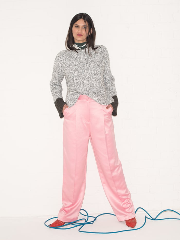 d89ebd3524cc The best wide-leg trousers for all ages – in pictures | Fashion | The  Guardian