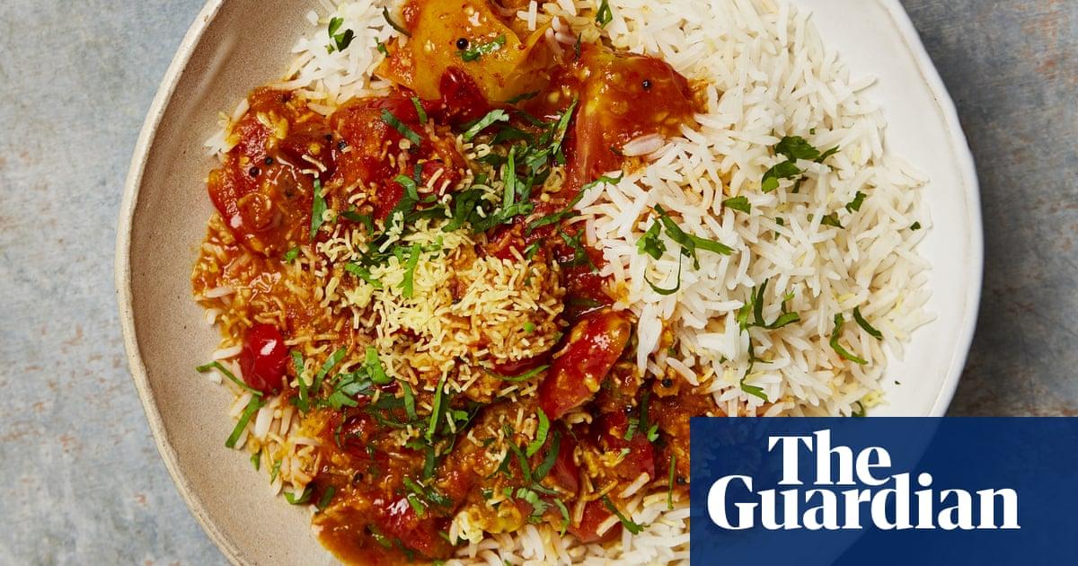 Meera Sodha's family recipe for Gujarati tomato curry | The New Vegan