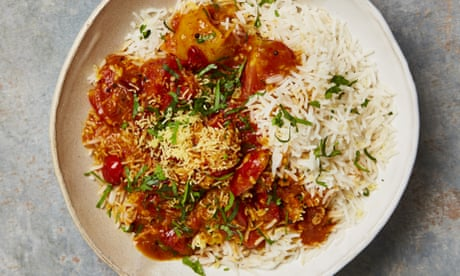 Meera Sodha's family recipe for Gujarati tomato curry