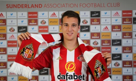 Sunderland's new signing Javier Manquillo spent the 2014-15 season at Liverpool after agreeing a two-year loan deal at Anfield but was sent back to Atlético Madrid a year early.