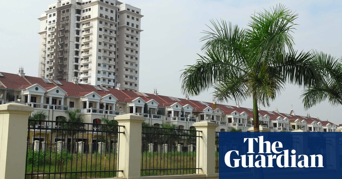 Inside Hanoi's gated communities: rich enclaves where even the air