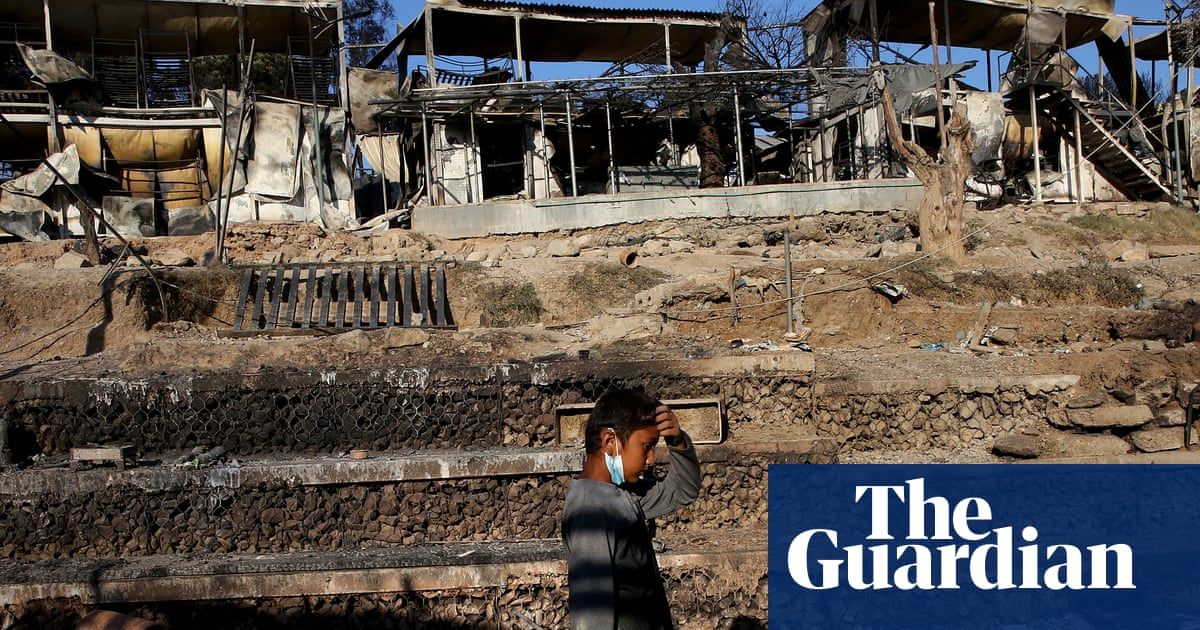 Thousands need aid after fire destroys Europe's largest refugee camp – The Guardian