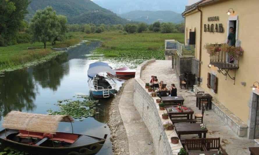 Konoba Badanj restaurant in Virpazar
