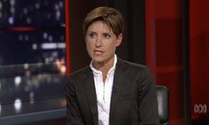 Emma Alberici on Lateline