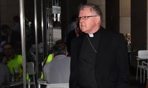 Brisbane archbishop Mark Coleridge