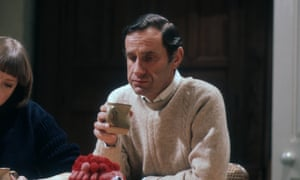 Baffled partners a speciality: Palmer in Play for Love, 1978 Photograph: ITV/REX/Shutterstock