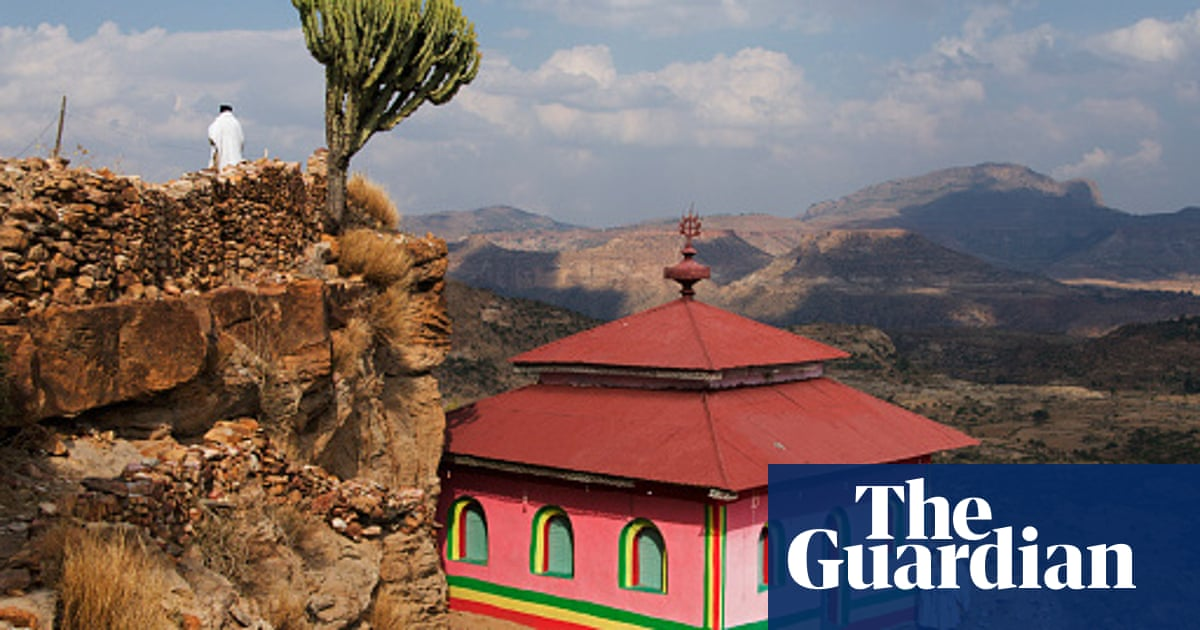 A backpacker's guide to Ethiopia: a one-month itinerary