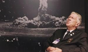 David Lynch in Twin Peaks: The Return.