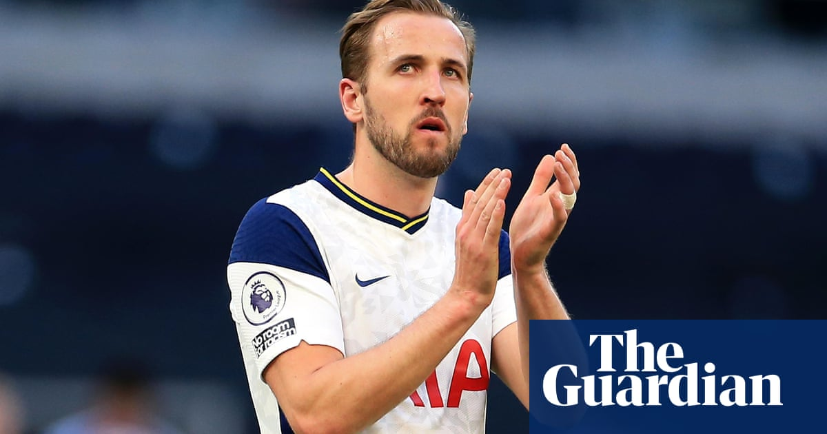 Harry Kane says Spurs could be ready to sell and he will decide own future