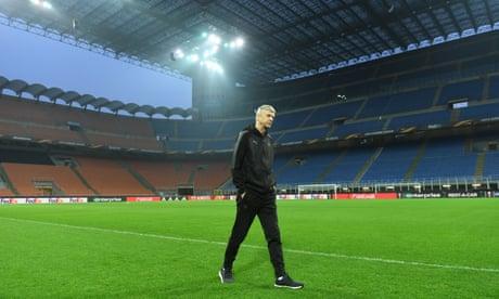 Milan v Arsenal: Europa League last-16 first leg – live!