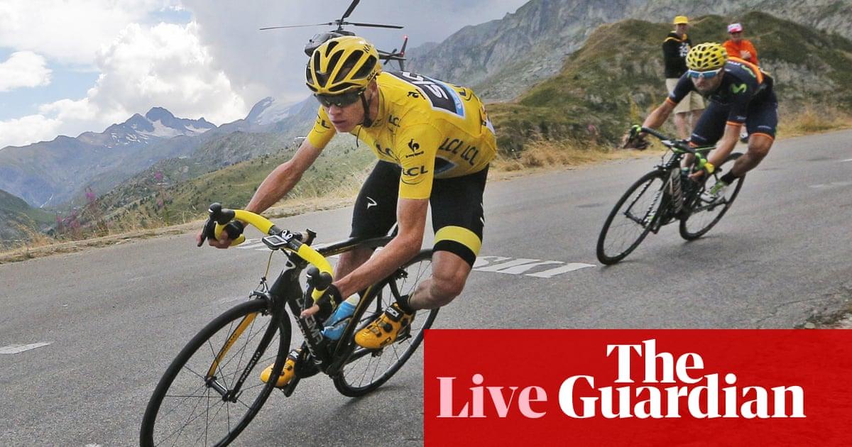 Tour de France  stage 19 – as it happened  b0b1303a1