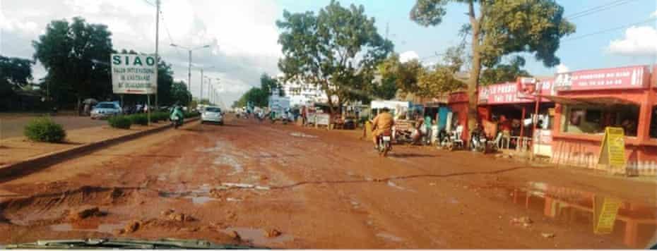 Boulevard des Tansoba: Ouagadougou's worst road?