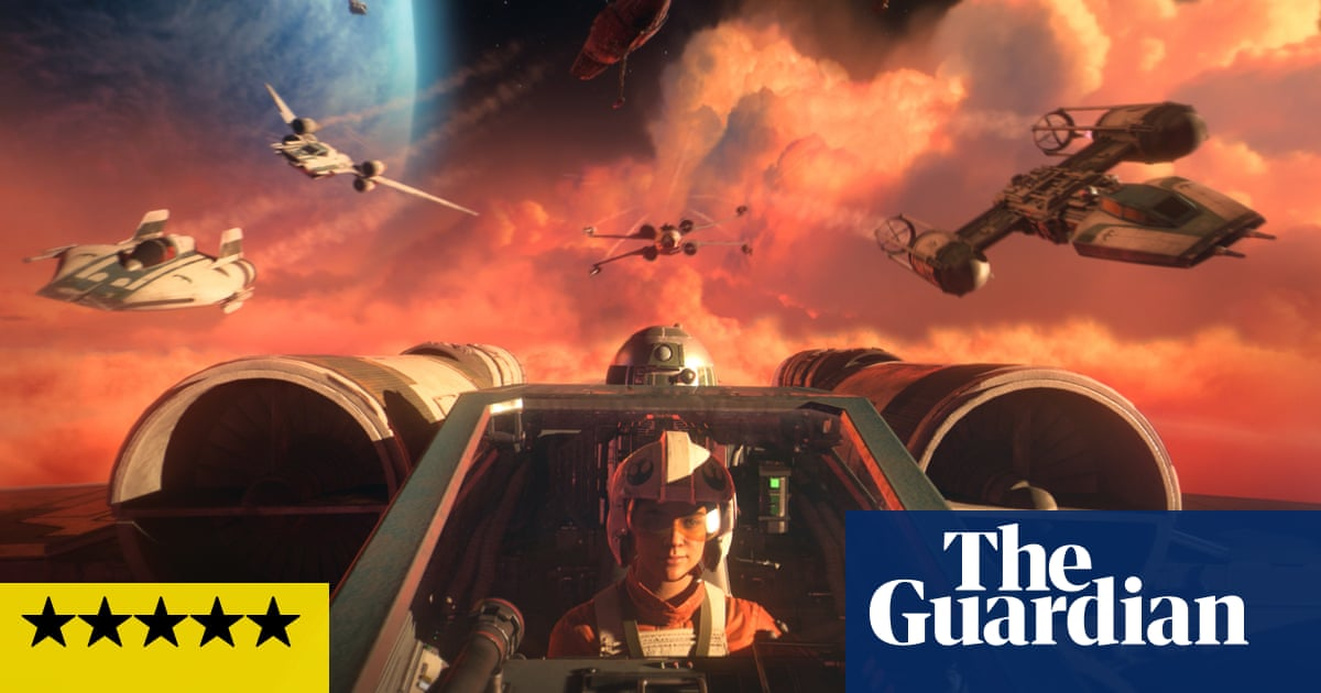 3600 - Star Wars: Squadrons review – childhood dreams, realised