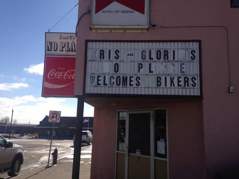 Williston, North Dakota.