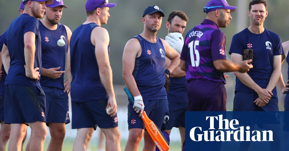 Ireland and Scotland target top table as T20 World Cup gets under way