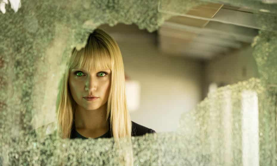Niska, who ran off with the consciousness code at the end of series one.