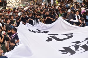 Anger seethed following unprecedented clashes between protesters and police over the extradition law, despite a climbdown by the city's leader