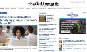 Satirical News Website The Daily Mash Sold For 1 2m Media The