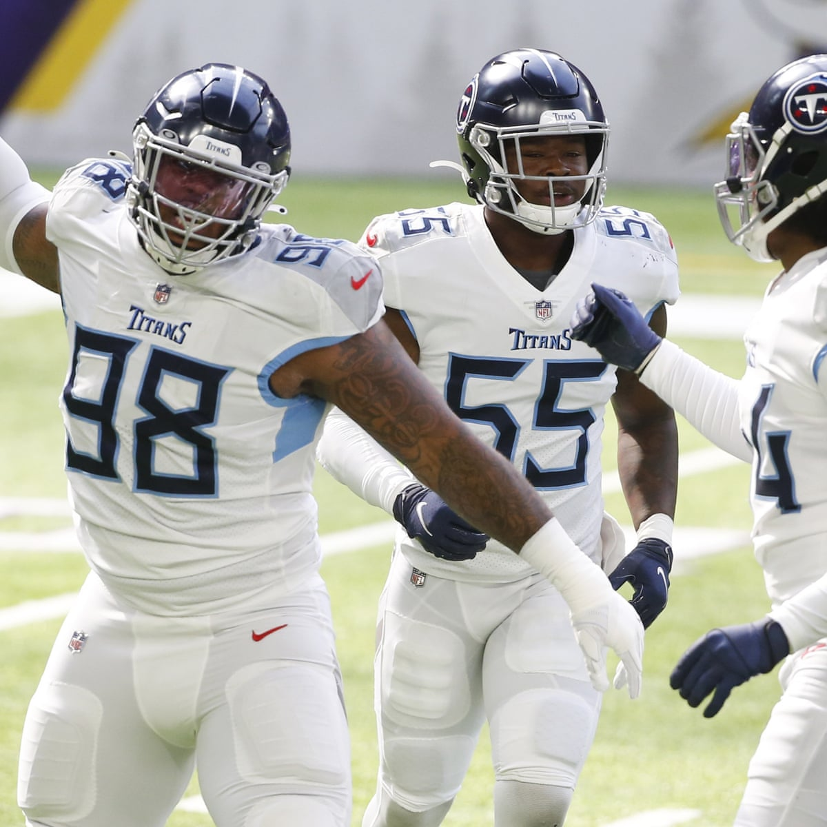 Titans Steelers Game In Danger After Players Test Positive For Covid 19 Tennessee Titans The Guardian