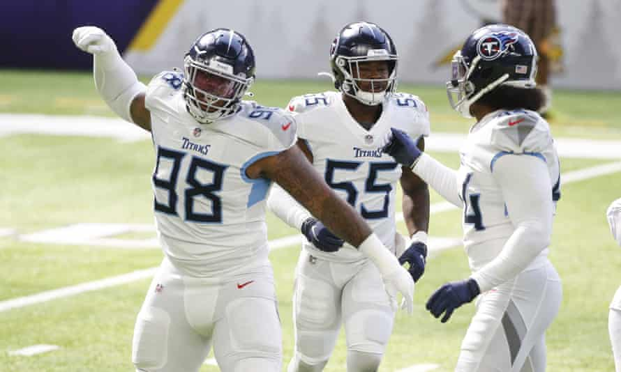The Tennessee Titans are undefeated this season