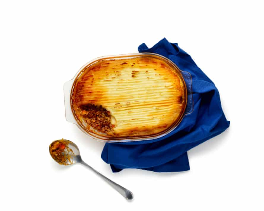 Is this the perfect shepherd's pie?