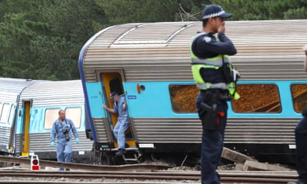 Train Driver John Kennedy and pilor Sam Meintanis were killed when the Sydney to Melbourne XPT derailed last Thursday, 60km north of Melbourne.