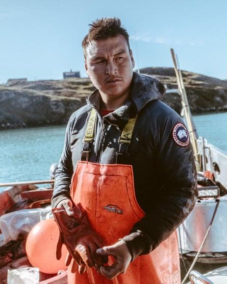Sebu Kaspersen, whale hunter