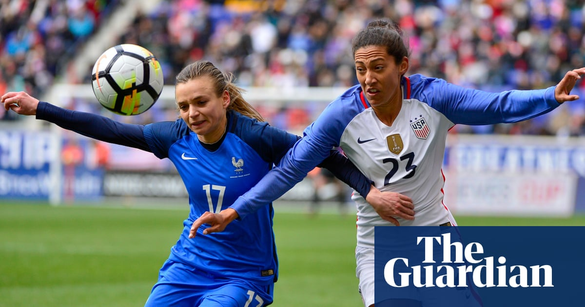 f263fd95625 Christen Press: how did a World Cup winner end up at a club she didn't want  to join?