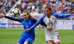 buy online e2f31 ee88e Christen Press: how did a World Cup winner end up at a club ...