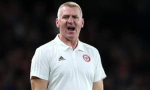 Dean Smith has a 'clear and successful coaching philosophy as well as a real understanding of Aston Villa,' said the chief executive, Christian Purslow.