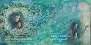 The Pond by Nicola Davies and Cathy Fisher