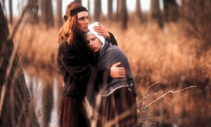 Cillian Murphy with Scarlett Johansson in Girl With A Pearl Earring