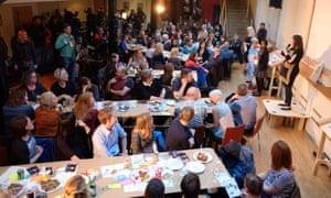 Sheffield Soup event