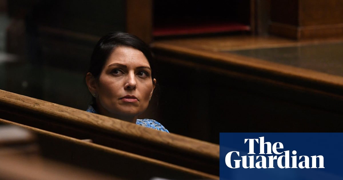 Priti Patel's detention policies found to breach human rights rules