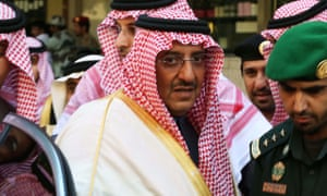 Deposed crown prince Mohammed bin Nayef has been detained since March.