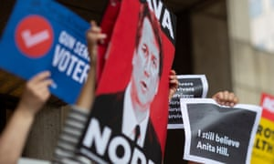 In August, before the allegations against Kavanaugh surfaced, a poll found 49% of Maine voters thought Collins should vote no.