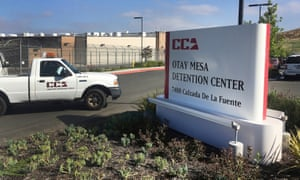 Authorities say a 57-year-old person in immigration custody has died from complications related to the coronavirus, marking the first reported death from the virus among about 30,000 people in US immigration custody.