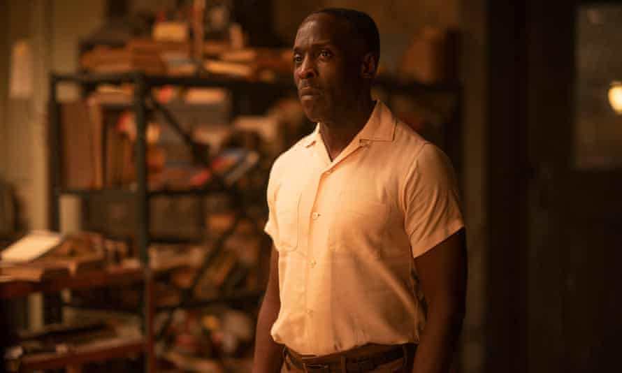 Michael K Williams as Montrose in Lovecraft Country.