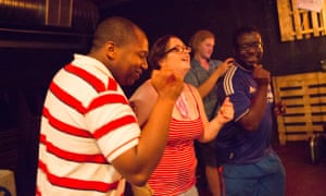 Many attendees say the Bubble Club offers important opportunities to form friendships.