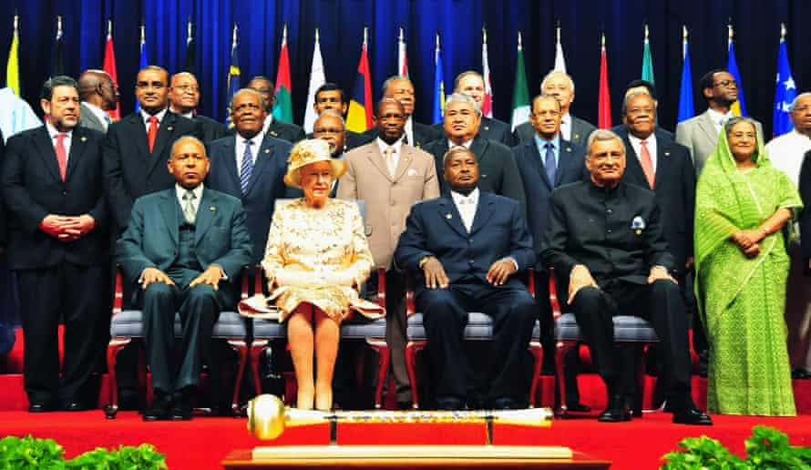 Commonwealth Heads Of Government Meeting - Opening Ceremony in Port of Spain, Trinidad and Tobago, 2009
