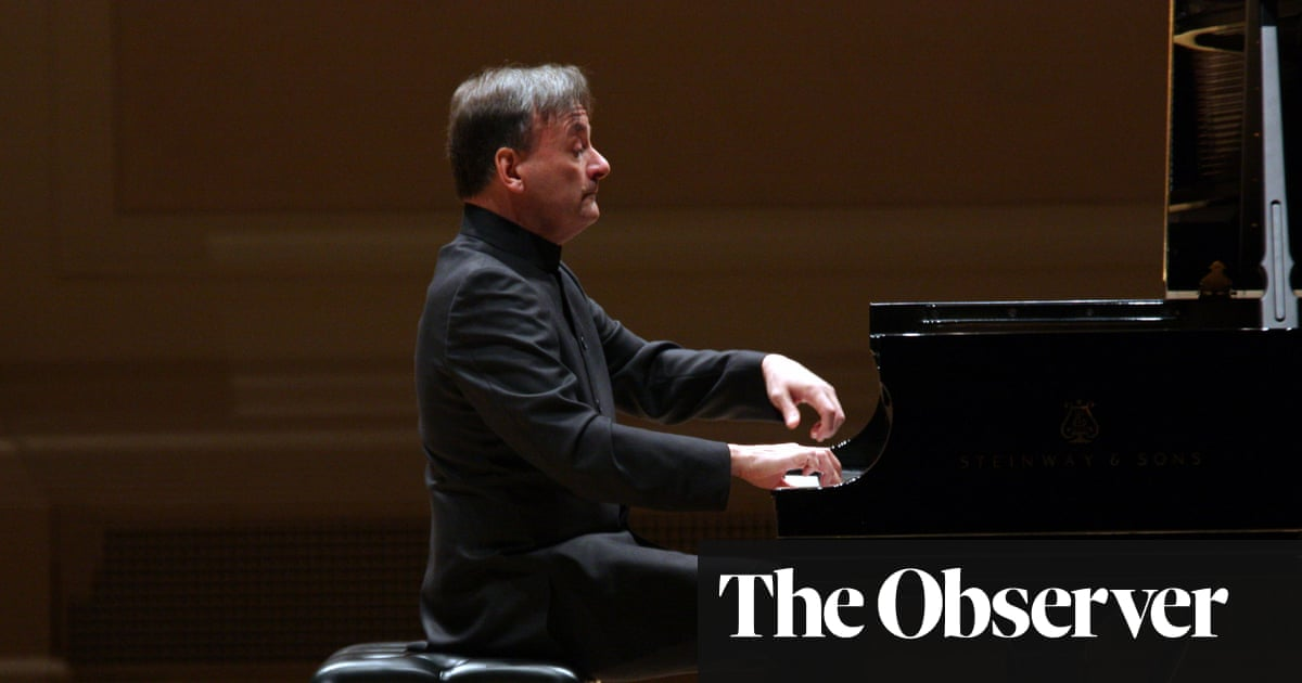 Rough Ideas by Stephen Hough review – polymath at the piano | Books