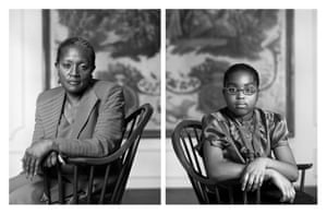 Dawoud Bey, Betty Selvage and Faith Speights, from The Birmingham Project, 2012