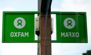 Oxfam allowed three men to resign and sacked four for gross misconduct after an internal inquiry.